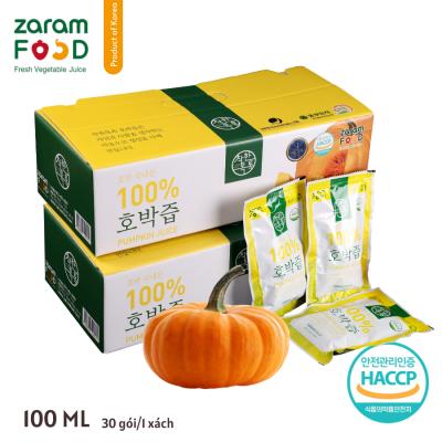 Nước ép Zaram Food Bí Ngô
