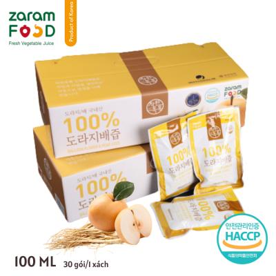 Nước ép Zaram Food Hoa Cát Cánh và Lê