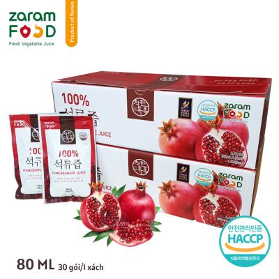 Nước ép Zaram Food Lựu