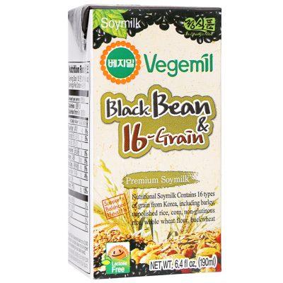 Sữa đậu đen và 16 vị ngũ cốc Vegemil