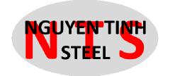 Đối tác chiến lược Nguyễn Tính Steel