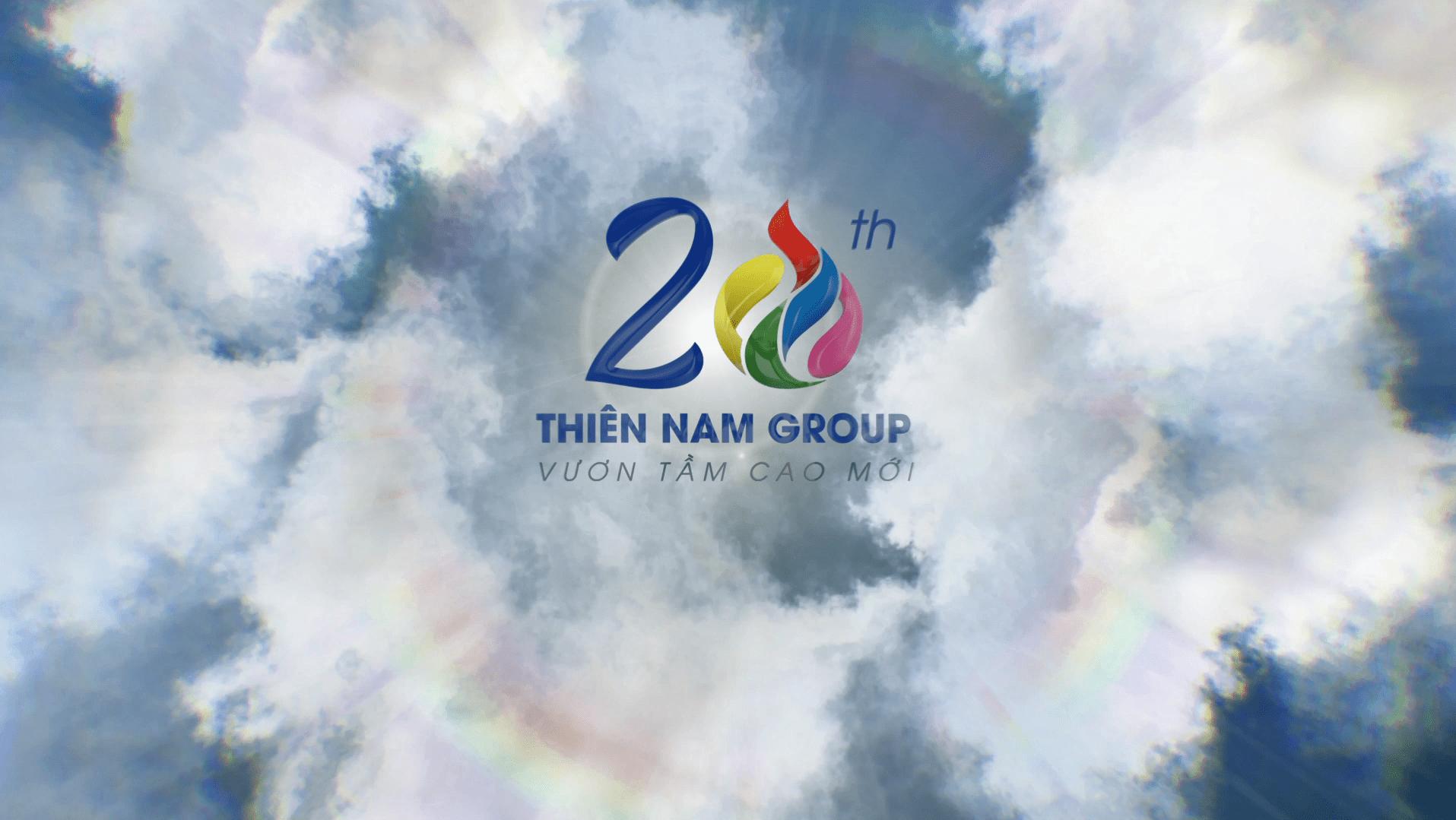 Video Lịch sử 20 năm Thiên Nam Group hình thành và phát triển