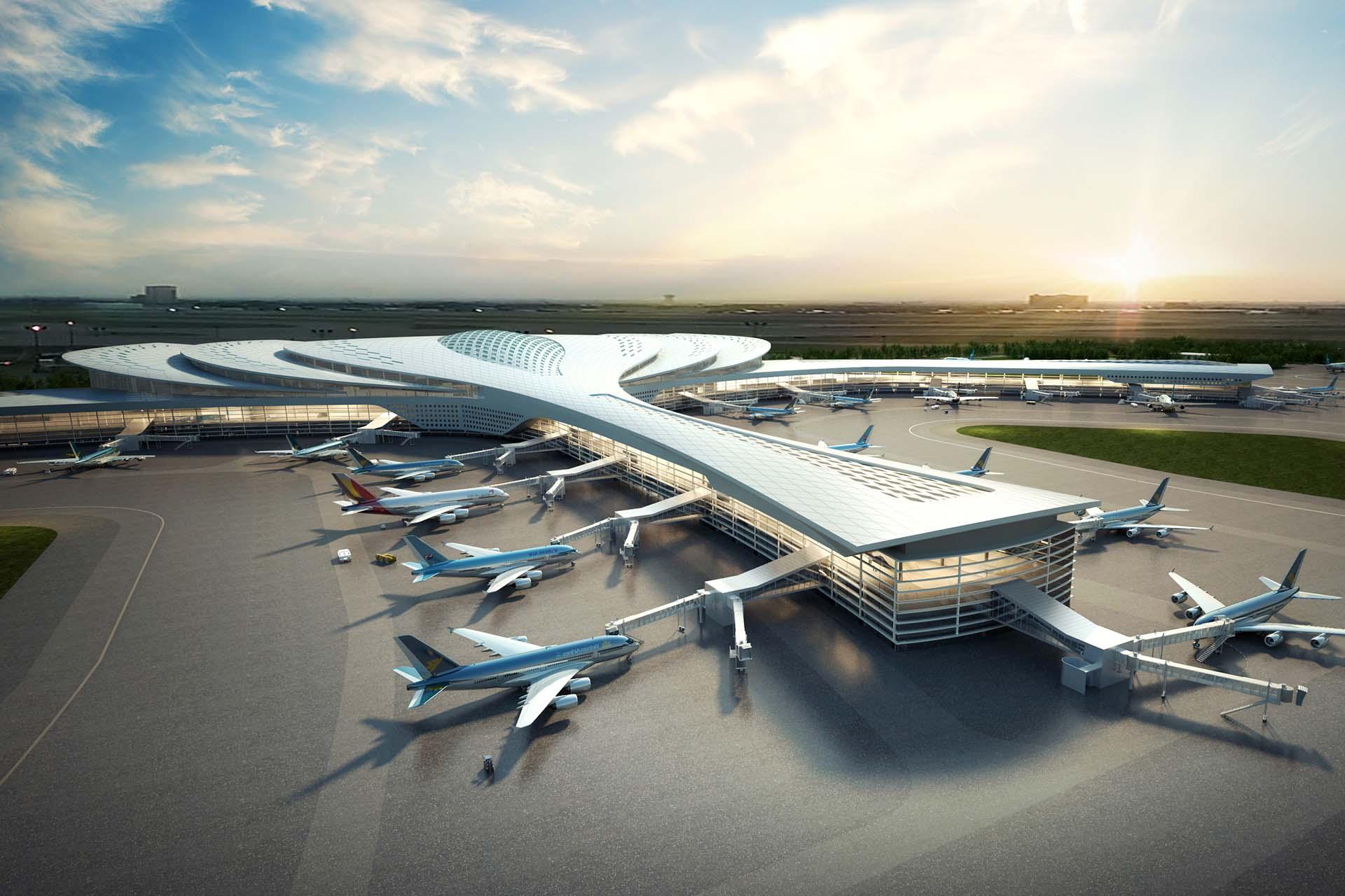 Khởi công sân bay Long Thành vào ngày mai