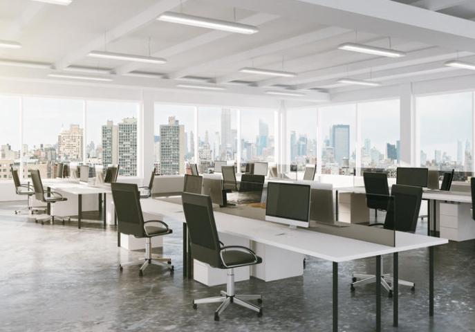 Dịch Covid-19 tác động thế nào lên thị trường văn phòng cho thuê?