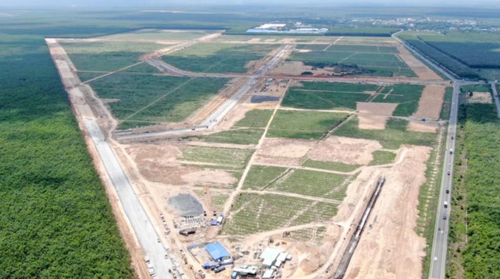 Sân bay Long Thành: Đã khởi công 7 công trình quan trọng ở khu tái định cư
